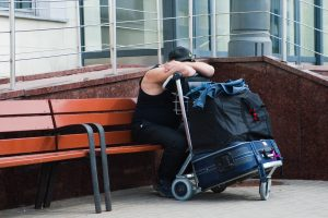 Emigrantas: šiandien Lietuvoje žmonės yra tuščia vieta