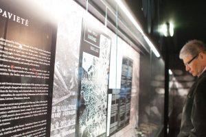 Vilniuje pagerbtos NKGB aukos