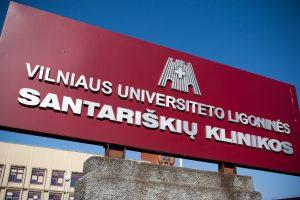 Pamelavo apie užminuotą Santariškių ligoninę
