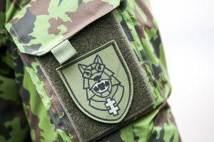 """""""Geležinio vilko"""" štabo kariai antrąsyk vadovaus jungtinei NATO brigadai"""