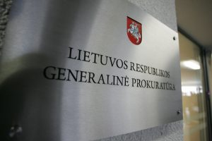 Kolegos papirkimu kaltinamam teisėjui siūloma skirti 25 tūkst. eurų baudą