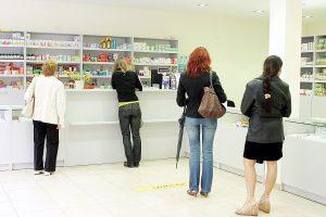 A. Veryga: vaistinių plotas nebebus ribojamas