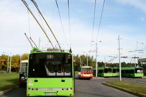 Kaunas siūlo mainus: nemokamas viešasis transportas vietoj automobilio