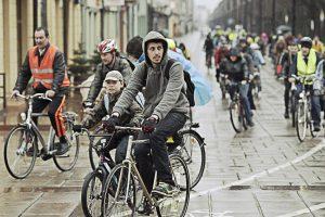 Kauno centras bus patrauklesnis dviratininkams?