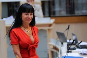 V. Romanovo namo varžytinės stringa: advokatė A. Ručienė skundais atakuoja teismus