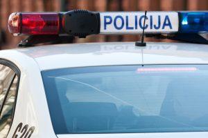Marijampolės policija sulaikė vogtų automobilių už 130 tūkst. eurų