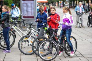 Aštuntasis Kauno dviratininkų paradas – jau šį pirmadienį
