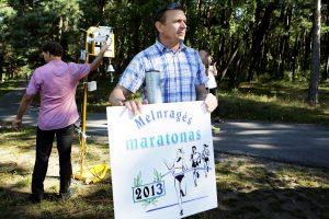 Bėgimą Klaipėdoje nutraukė trenerio mirtis