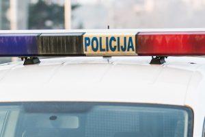Sostinėje automobilis užmušė moterį