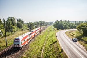 Geležinkelininkai nuramino Neveronių gyventojus