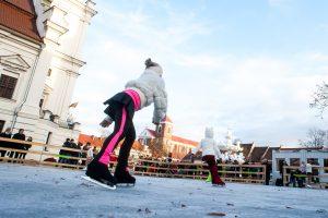 Ar Kaune bus čiuožyklų?