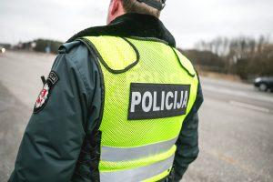 Plungės rajone per avariją susižalojo neblaivus vairuotojas