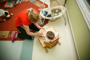 Vaikų ligoninėje – beveik 40 stebėjimo kamerų