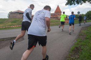 Dėl maratono – apribojimai miesto centre