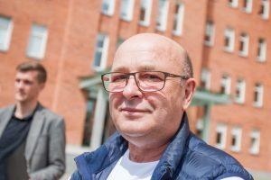 Kauno meras ruošiasi širdies operacijai