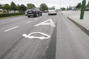 Automobilių parkas atjaunės tik po mokesčių reformos