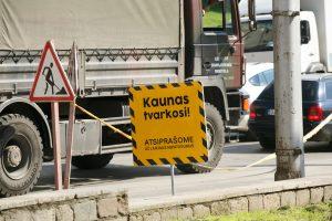 Dėl Savanorių pr. remonto – kiti viešojo transporto maršrutai ir tvarkaraščiai