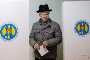 Rinkimai Moldovoje: kerštas valdantiesiems