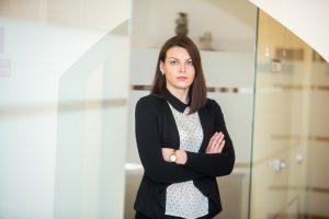 Išgarsėjusi Kauno izoliatoriaus buhalterė pereis dirbti į ministeriją