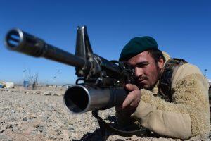Afganistane mins ant to paties grėblio?