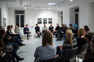 Bendruomenės ir menininkai tampa bendraautoriais
