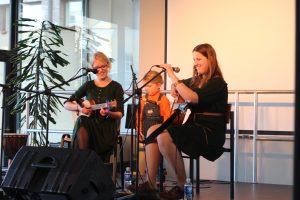 Jaunimą suvienijo meilė muzikai