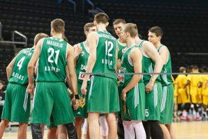 """""""Žalgirio"""" dubleriai Eurolygos jaunimo turnyrą pradėjo įtikinama pergale"""