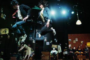Ištikimas Kaunui nepriklausomų šokėjų duetas