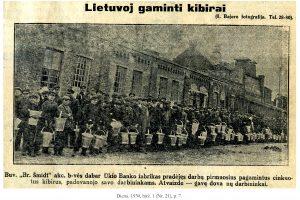 Nuo varžtų iki mašinų: metalo pramonė Kaune