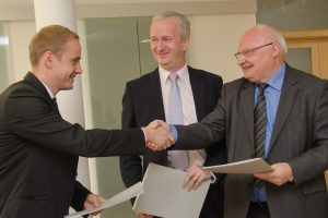 KTU pasirašė susitarimą su IBM