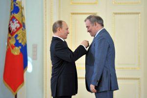 Rusijos prezidento rėmėjo V. Gergijevo gastrolės JAV provokuoja protestus