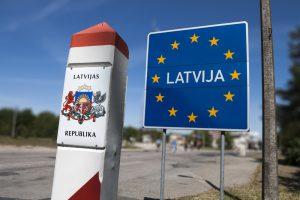 Kitų tautybių Latvijos gyventojų lojalumas valstybei auga