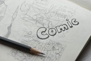 Komiksuose – ir tikslūs istoriniai faktai