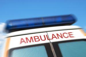 Girtas vairuotojas vos nepražudė vaiko
