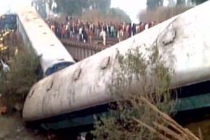 Indijoje per traukinio avariją žuvo du žmonės, dar 38 – sužeisti