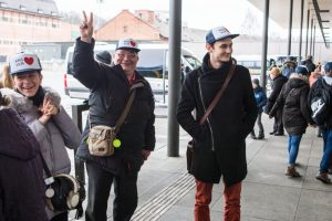 Kaunas myli Vilnių, Vilnius myli Kauną