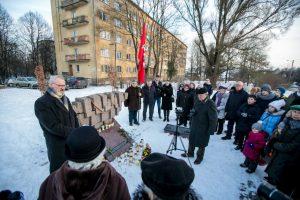 Kaune paminėtos A.Ramanausko-Vanago gimimo metinės