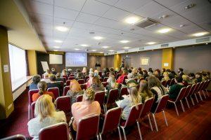 Medikų seminare Kaune – rūkymo žala ir pasiūlymai, kaip ją sumažinti