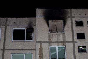 Tragedija Kaune: per gaisrą bute žuvo du žmonės