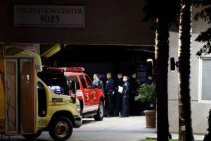 Išpuolis San Diege: vyras šaudydamas skambino savo buvusiai merginai