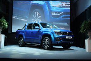 "Lietuvoje iškilmingai pristatytas ""Volkswagen Amarok"""