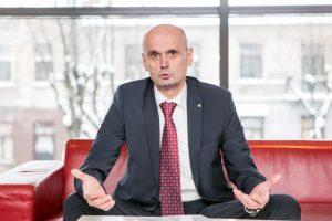 Žemės ūkio ministras atšaukė G. Labanauską iš pareigų