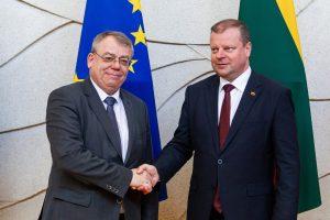 S. Skvernelis: Lietuvai svarbiausia – daugiamečio ES biudžeto kokybė