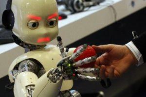 Robotai susirėmė sumo ringe