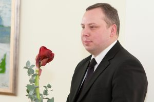 Paaiškėjo, kas užims V. Urbonavičiaus vietą Vilniaus taryboje