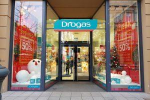 """""""Drogas"""" planuoja tolesnę plėtrą Lietuvoje ir Latvijoje"""