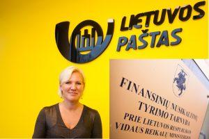 Galimą lėšų iššvaistymą Lietuvos pašte tirs FNTT