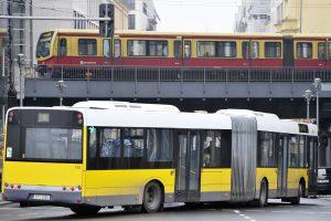 Vokietijoje – netikėtas valdžios pasiūlymas dėl viešojo transporto