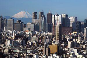 Japoniją sukrėtė 5,4 balo žemės drebėjimas