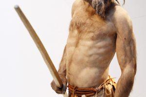 Mokslininkai: priešistorinio žmogaus paskutinis valgis buvo šoninė